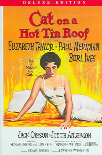 CAT ON A HOT TIN ROOF:DELUXE EDITION BY IVES,BURL (DVD)