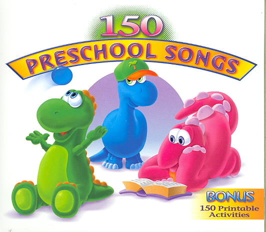 150 PRESCHOOL (CD)