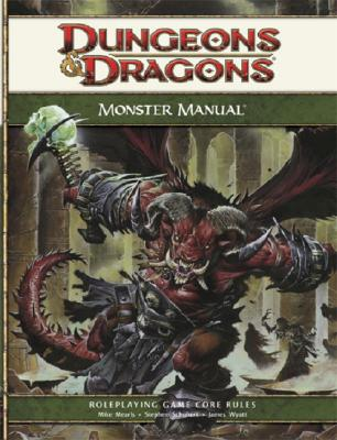 Monster Manual By Mearls, Mike/ Schubert, Stephen/ Wyatt, James